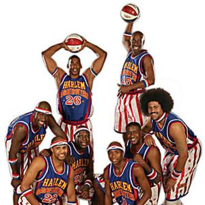 Harlem Globetrotters The O2