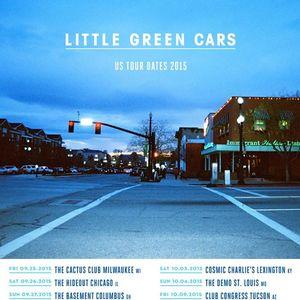 Little Green Cars Club Congress