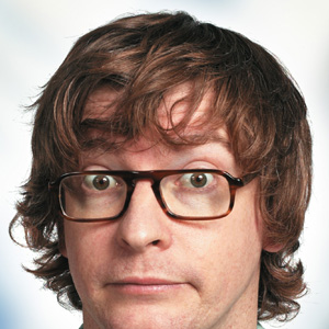 Rhys Darby Largo at the Coronet