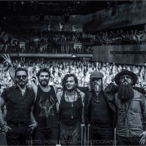 Rival Sons CenturyLink Center Omaha