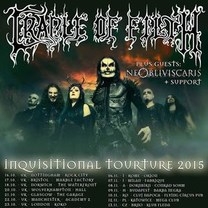 Cradle of Filth House of Blues