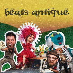 Beats Antique Aggie Theatre