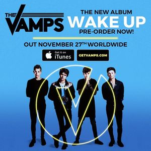 The Vamps The O2