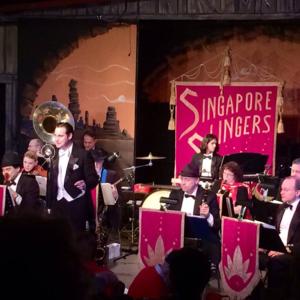 The Singapore Slingers The Kessler