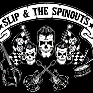Slip and the Spinouts Iron Fabrication Alley