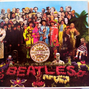 SGT Pepper's Lonely Hearts Club Band Göteborgs Stadsteater