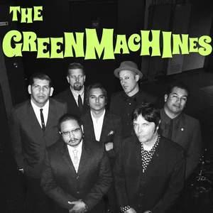 The Green Machines Alex's Bar
