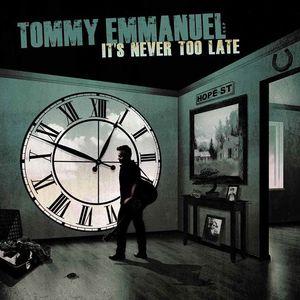 Tommy Emmanuel Balboa Theatre