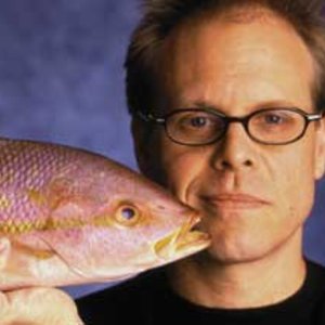 Alton Brown Mead Theater