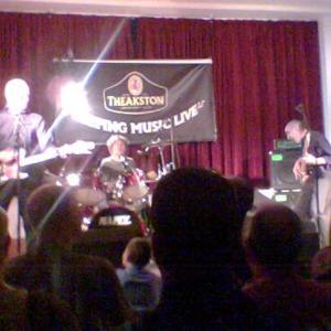 Wilko Johnson Band Royal Albert Hall