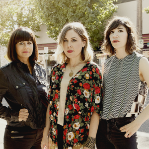 Sleater-Kinney Egyptian Room at Old National Centre