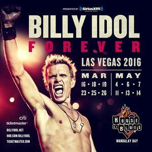 Billy Idol House of Blues