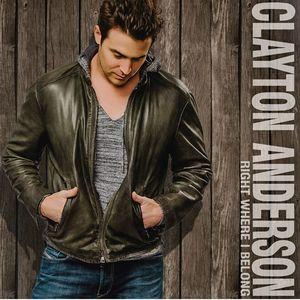Clayton Anderson Boondocks