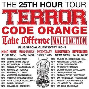 Code Orange The Palladium