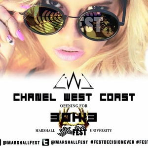 Official: Chanel West Coast Staples Center