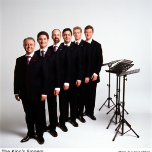 THE KING'S SINGERS Newman Center for the Performing Arts