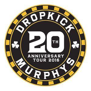 Dropkick Murphys The Tabernacle