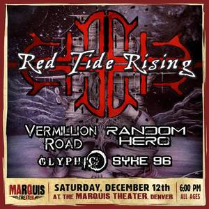 Red Tide Rising Marquis Theater