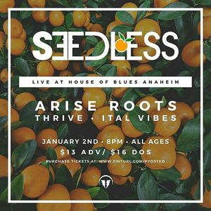 Ital Vibes House of Blues