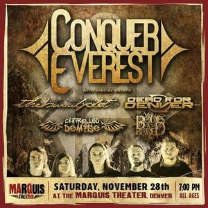 Conquer Everest Marquis Theater