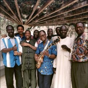Orchestra Baobab Victoria Park
