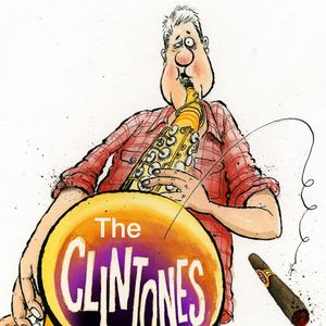 The Clintones Ultimate 90's Slippery Rock