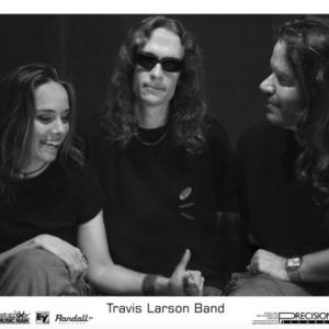 Travis Larson Band Dyer