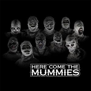 Here Come the Mummies Diamond Ballroom