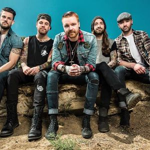 Memphis May Fire Egyptian Room at Old National Centre