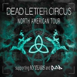 Dead Letter Circus House of Blues