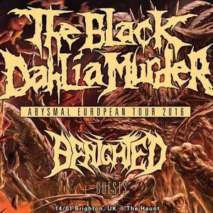 The Black Dahlia Murder The Masquerade