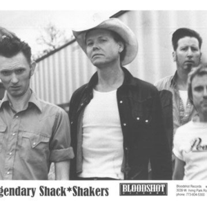 The Legendary Shackshakers Zanzabar