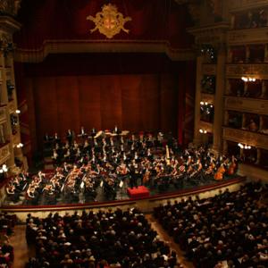 FILARMONICA DELLA SCALA Konzerthaus, Rolf-Böhme-Saal