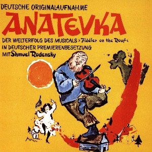 Anatevka Deutsche Oper Berlin