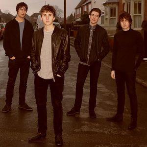 The Sherlocks Manchester Academy 3