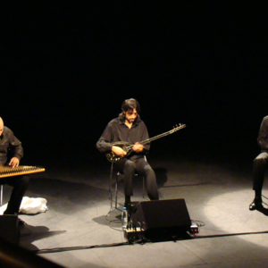 Taksim Trio Stora Teatern