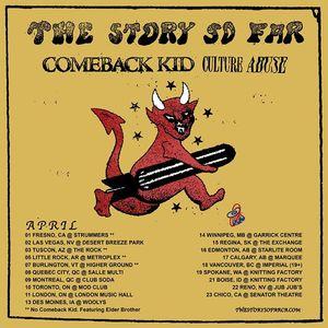 Comeback Kid The Exchange