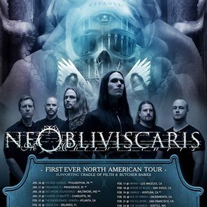 Ne Obliviscaris Saint Andrews Hall