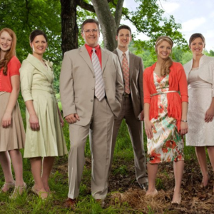 Collingsworth Family Magnolia Avenue  Baptist Church