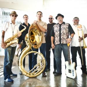 Funky Butt Brass Band Glencoe