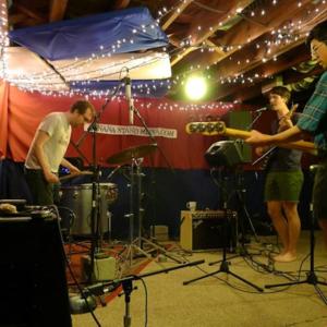 The Woolen Men Doug Fir Lounge