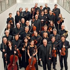 Orchestre de chambre de Paris THEATRE DE L'ARCHIPEL-GRENAT