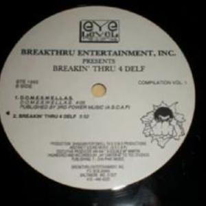 Breakthru Entertainment House of Blues San Diego