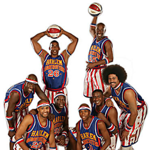 Harlem Globetrotters Ford Center