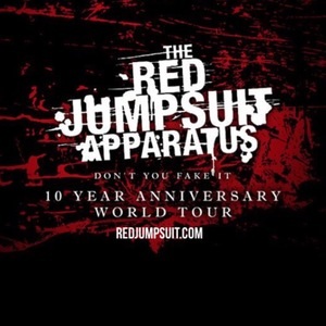 The Red Jumpsuit Apparatus The Garage