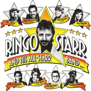 Ringo Starr And His All-Starr Band Fabulous Fox Theatre
