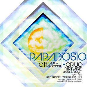 Papadosio House of Blues San Diego