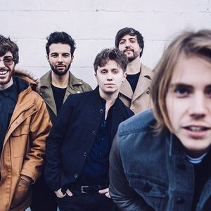 Nothing But Thieves Norwich Nick Rayns LCR UEA