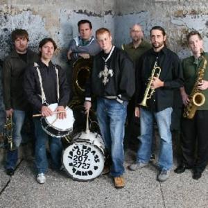 Jack Brass Band Mill City Museum