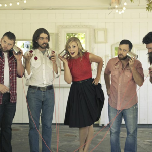 Nora Jane Struthers and the Party Line ISIS Restaurant & Music Hall